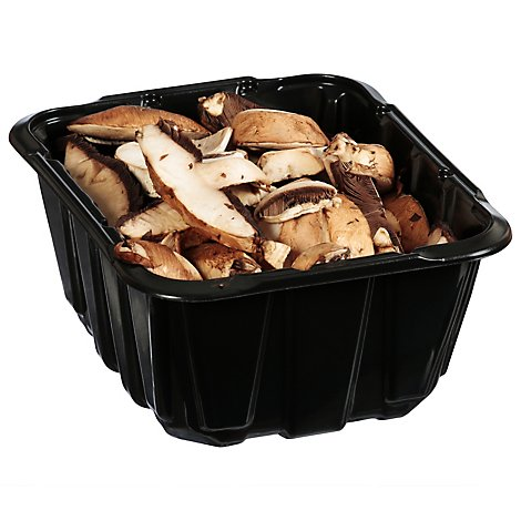 Baby Bella Sliced Mushrooms Prepackaged - 8 Oz