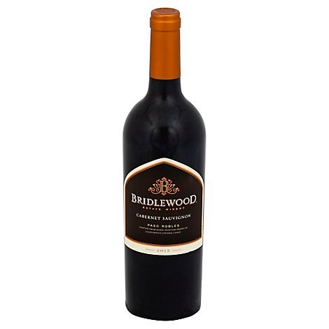 Bridlewood Winery Paso Robles Cabernet Sauvignon Red Wine - 750 Ml