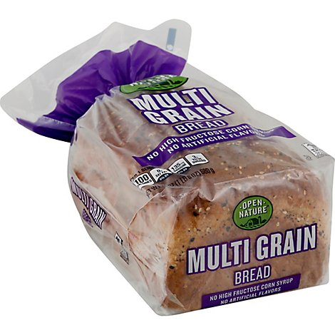 Open Nature Bread Multi Grain - 24 Oz