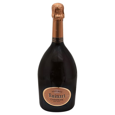 Ruinart Champagne Brut Rose Reims France - 750 Ml