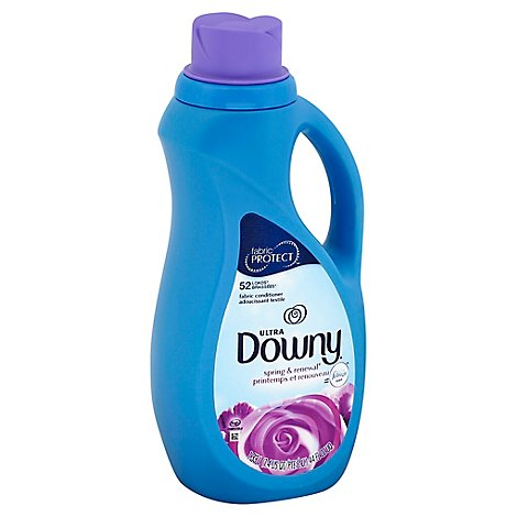 Downy Ultra Fabric Conditioner Liquid Sun Blossom 60 Loads - 51 Fl. Oz.