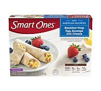 weightwatchers Smart Ones Smart Beginnings Breakfast Wrap Egg Sausage and Cheese - 8 Oz