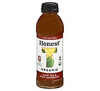 Honest Tea Organic Half Tea & Half Lemonade - 16.9 Fl. Oz.