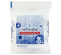 Refreshe Ice Cubed Premium Party Ice - 9 Lb