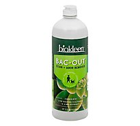 Biokleen Bac-Out Stain & Odor - 32 Fl. Oz.