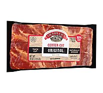 Hemplers Bacon Smoked Thick Sliced - 20 Oz