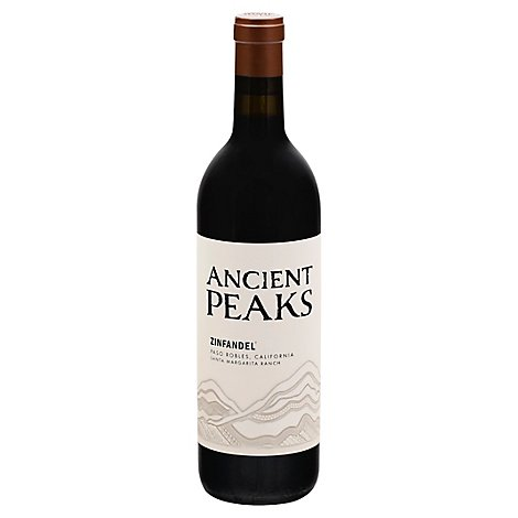 Ancient Peaks Zinfandel Wine - 750 Ml