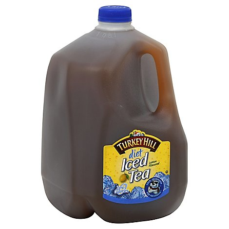 Turkey Hill Iced Tea Diet - 128 Fl. Oz.