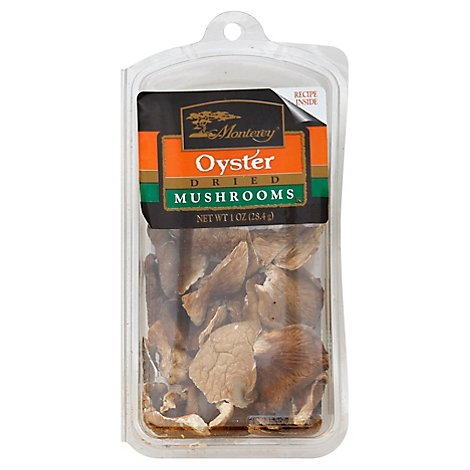 Monterey Mushrooms Dried Oyster - 1 Oz