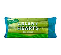 Signature Farms Celery Hearts - 16 Oz