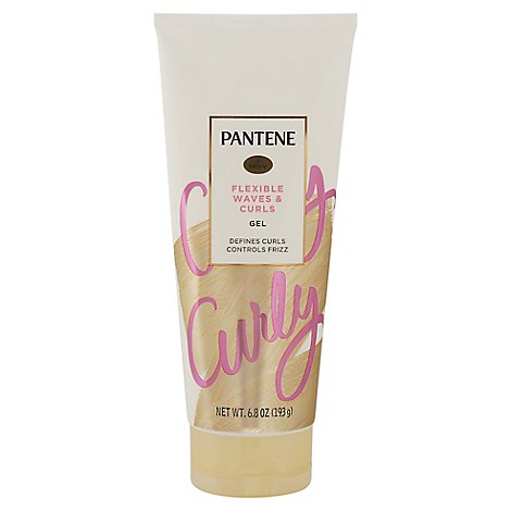 Pantene Pro V Curl Sculpting Gel - 6.8 Oz.