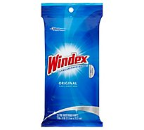 Windex Glass and Surface Wipes Original 28 ct