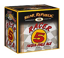 Bear Republic Racer 5 India Pale Ale Bottles - 12-12 Fl. Oz.
