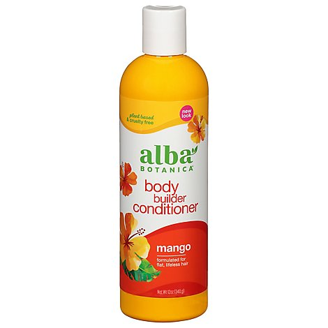 Alba Hawaiian Mango Moisturizing Hair Conditioner - 12 Fl. Oz.