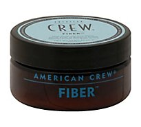 American Crew Fiber with High Hold and Low Shine - 1.75 Oz