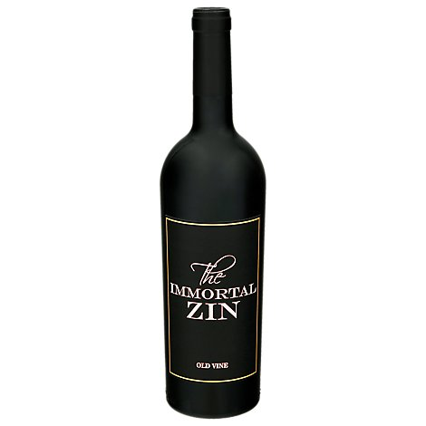 The Immortal Zin Wine - 750 Ml