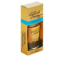 OGX Hair Serum Moroccan Argan Oil - 3.3 Fl. Oz.