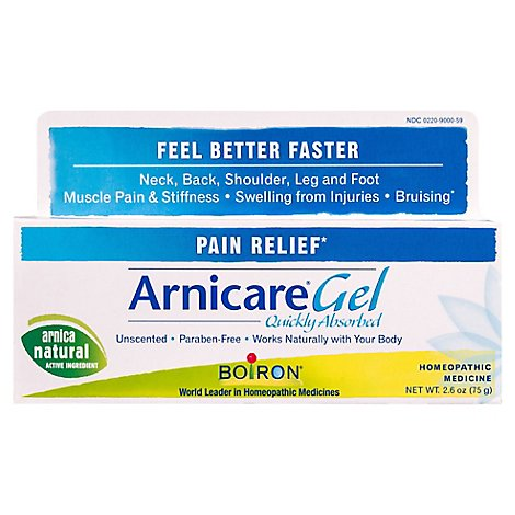 Boiron Arnicare Pain Relief Arnica Gel - 2.6 Oz