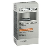 Neutrogena Rapid Wrinkle Repair Moisturizer SPF 30 - 1 Fl. Oz.