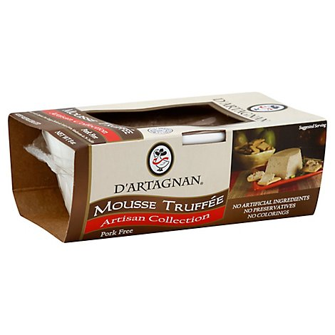 Dartagnan Mousse Truffee - 8 Oz