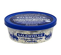 Salemville Cheese Amish Gorgonzola Crumbles - 4 Oz
