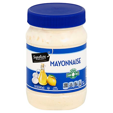 Signature SELECT Mayonnaise - 15 Fl. Oz.