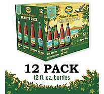 Kona Brewing Island Hopper Variety Pack Bottles - 12-12 Fl. Oz.