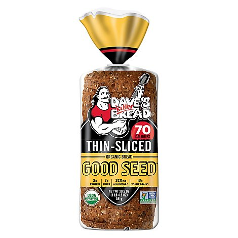 Daves Killer Bread Organic Light Good Seed - 20.5 Oz