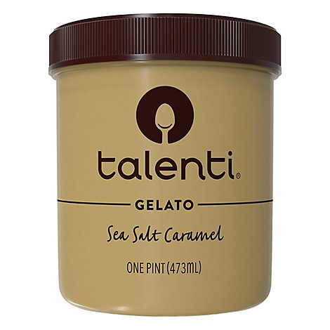 Talenti Gelato Sea Salt Caramel - 1 Pint