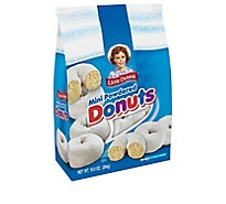 Little Debbie Donuts Mini Powdered - 10 Oz