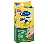 Dr. Scholls Ingrown Toenail Pain Reliever - .3 Oz