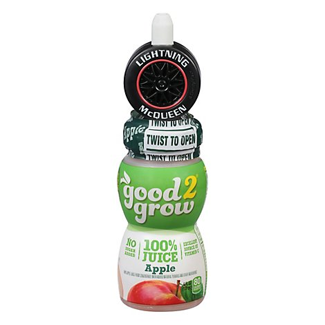 good2grow Juice Apple - 6 Fl. Oz.
