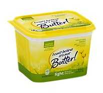 I Cant Believe Its Not Butter! Vegetable Oil Spread 30% Light - 45 Oz