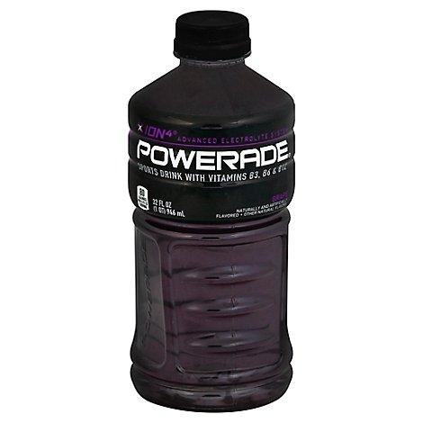 POWERADE Sports Drink Grape - 32