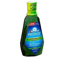 Crest Pro-Health Mouthwash Multi-Protection Invigorating Clean Mint - 33.8 Fl. Oz.