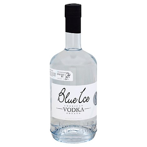 Blue Ice Vodka 80 Proof - 1.75 Liter