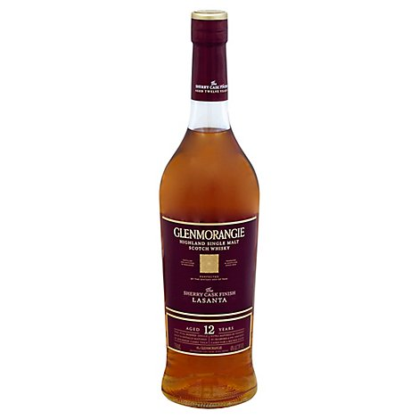 Glenmorangie Single Malt Scotch La Santa 86 Proof - 750 Ml