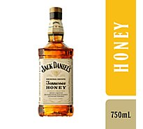 Jack Daniels Whiskey Tennessee Honey 70 Proof - 750 Ml