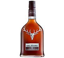 Dalmore Scotch 12 Year 80 Proof - 750 Ml