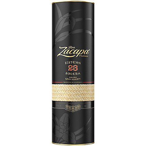 Ron Zacapa Rum Centenario 23 Year 80 Proof - 750 Ml
