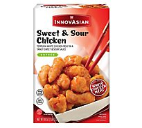 InnovAsian Cuisine Entrees Chicken Sweet & Sour - 18 Oz