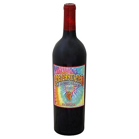 Ruby Hill Wine Grapeful Red - 750 Ml