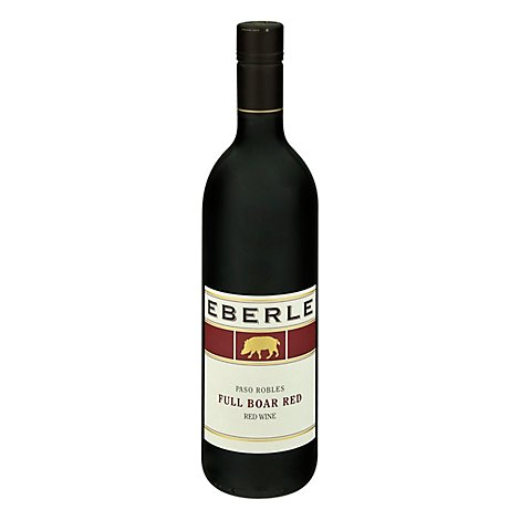 Eberle Full Boar Red Wine - 750 Ml