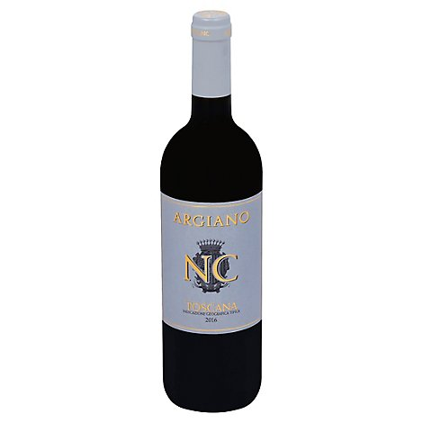 Argiano Non Confunditur Italian Red Blend Red Wine - 750 Ml