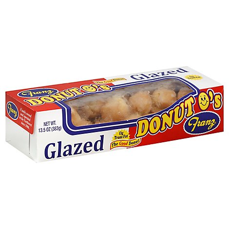 Franz Donut Holes Old Fashion Glazed - 13.5 Oz