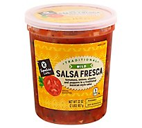 Signature Cafe Salsa Fresca Mild - 32 Oz