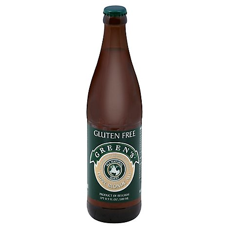 Greens Tripel Blonde Ale - 25 Fl. Oz.