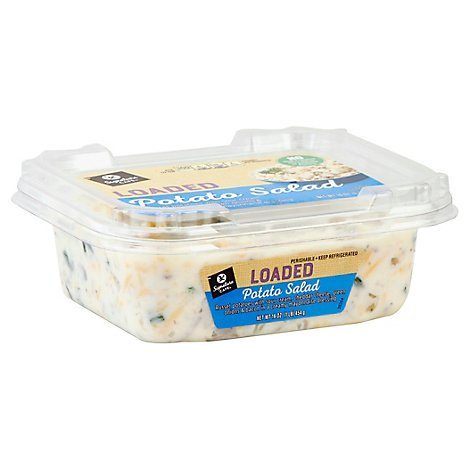 Signature Caf Loaded Potato Salad - 16 Oz