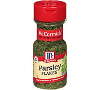 McCormick Parsley Flakes - 0.25 Oz