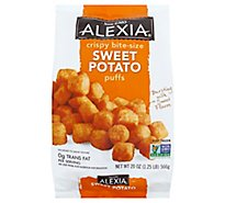 Alexia Puffs Sweet Potato Crispy Bite Size - 20 Oz